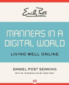 post-manners in a digital world
